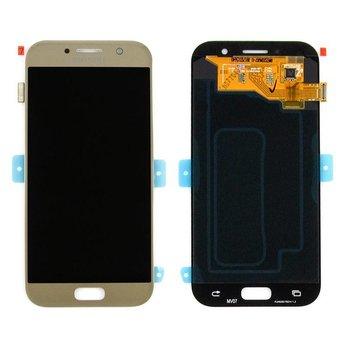 Samsung Galaxy A5 (2017) SM-A520F Lcd Display Gold GH97-19733B Service Pack