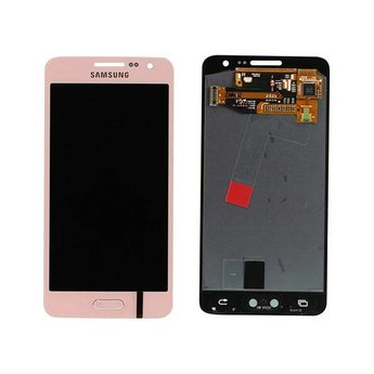 Samsung Galaxy A3 (2017) SM-A320F Lcd Display Pink GH97-19732D Service Pack