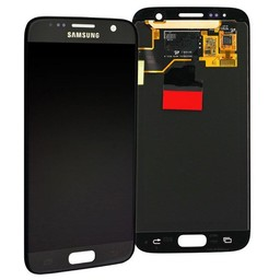 Samsung Galaxy S7 Lcd Display Black GH97-18523A
