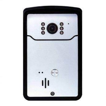 Video Deurbel met Camera en Wifi incl. losse Gong en Antenne