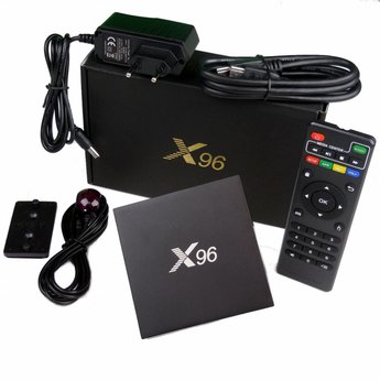 X96 Pro - 2GB 16GB Android TV Box