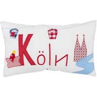 Namenskissen Stadt Köln - auch mit Namen erhältlich