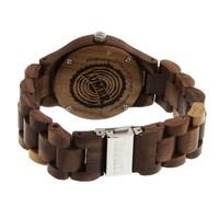Wooden Watch T1M3 Walnut Small