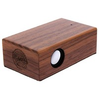 BeatBlok Wooden Speaker (Walnut)