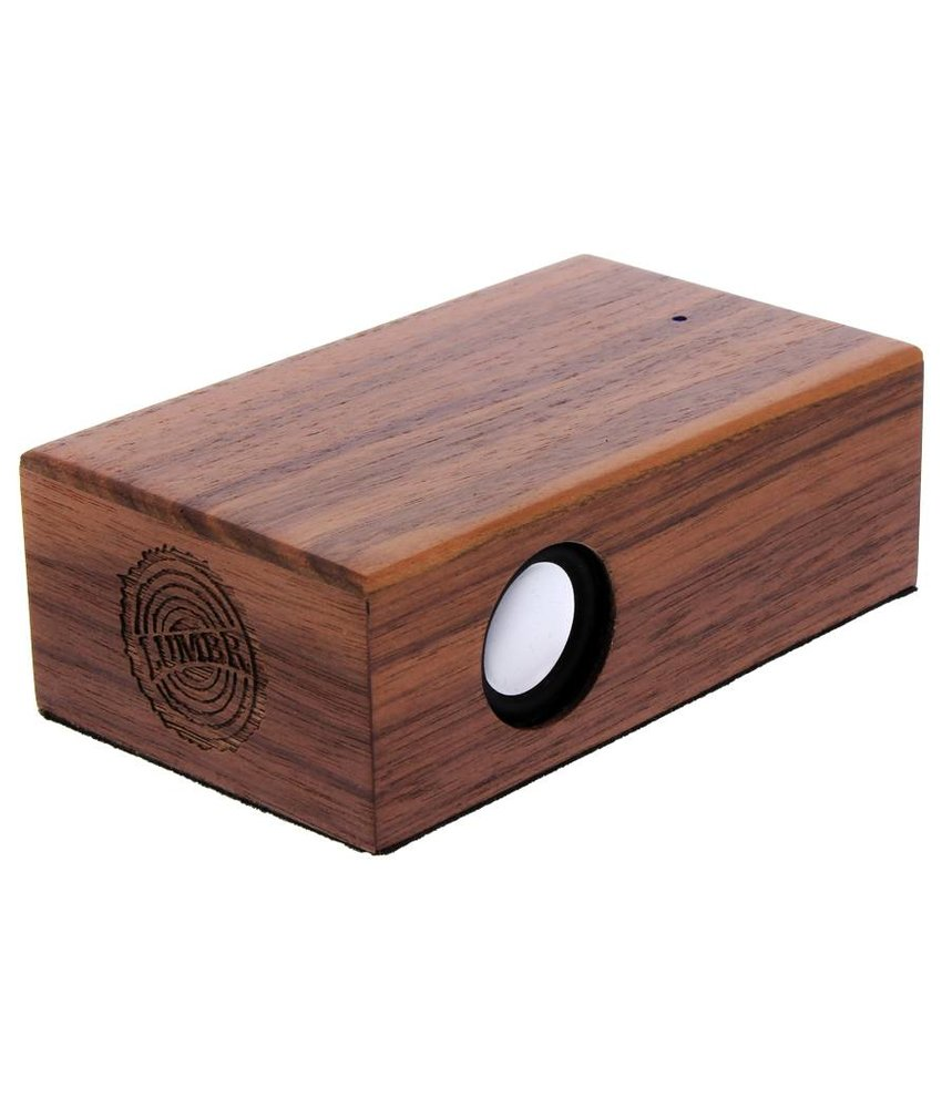 BeatBlok Wooden Speaker (Walnut)