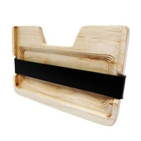Wooden Wallet BØRS (Maple)