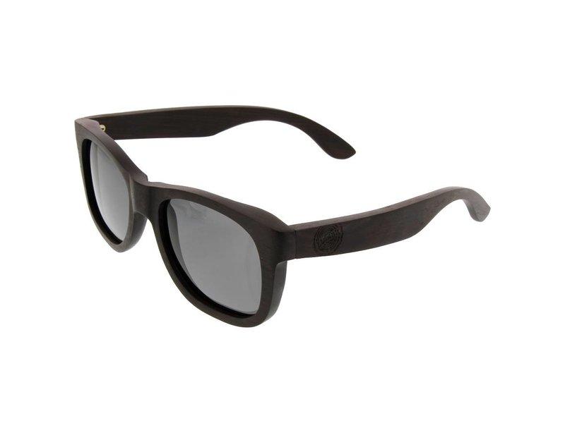 Lumbr Shine Sonnenbrille aus Walnuss holz