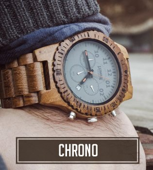 The new Chronograph Watch