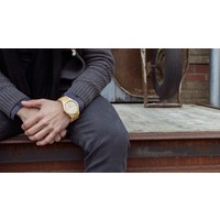 Wooden Watch T1M3 Bamboo Large