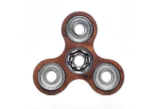 Lumbr Fidget Spinner Walnussholz