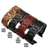 Lumbr Wooden Apple Watch Band