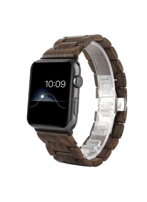 Houten Apple Watch band