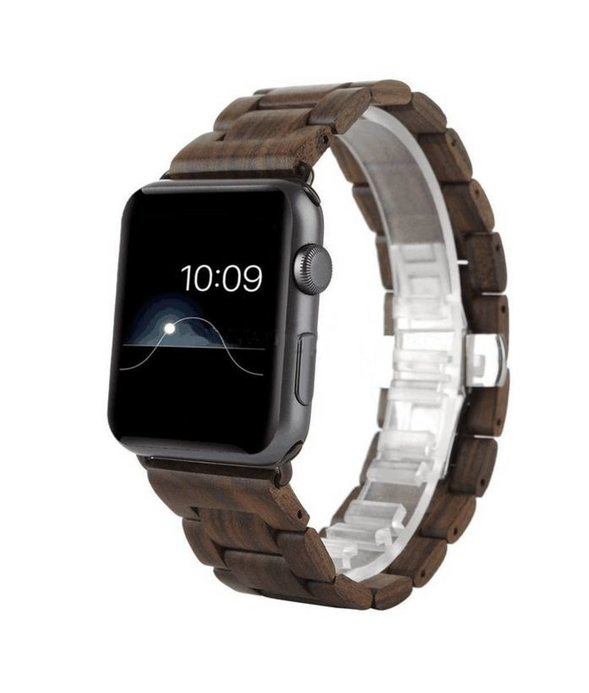 Houten Apple Watch band