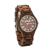 Lumbr Wooden Watch T1M3 Walnut Small