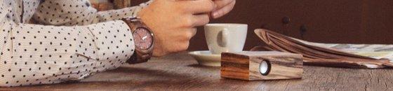 Holz Lautsprecher