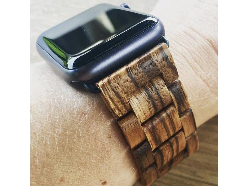 Lumbr Houten Apple Watch band