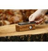 Lumbr Beatblok Bamboe - Houten inductie speaker voor mobiel