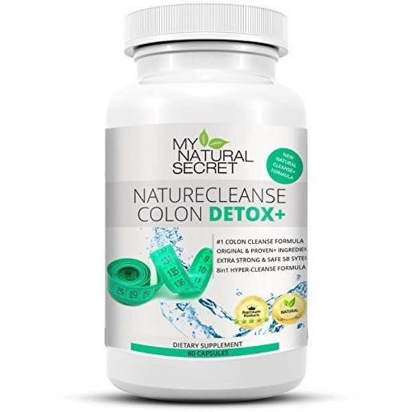 NATURE CLEANSE colon detox