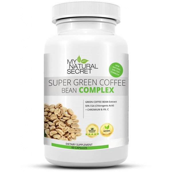 Super Green Coffee Bean + Hyper HD Extrakt