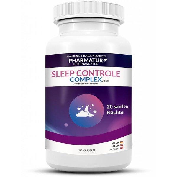Sleep Controle+ von Pharmatur