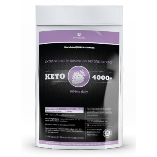 Raspberry Ketone (Himbeer Ketone) Black Label