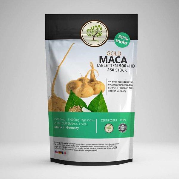 Maca Gold Pur