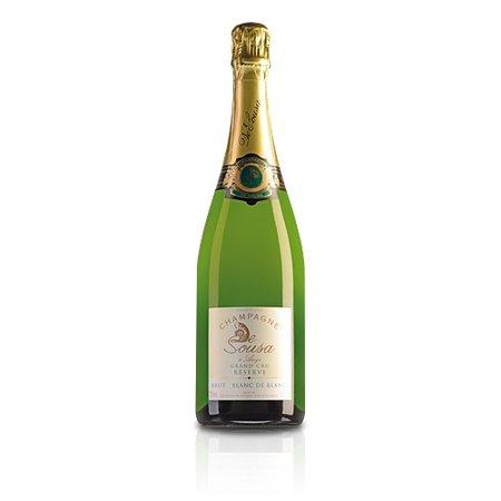 De Sousa & Fils Der Sousa Champagner Grand Cru Blanc die Blancs R̩eserve Brut