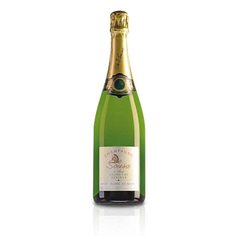 De Sousa Champagne Grand Cru Blanc de Blancs R̩eserve Brut