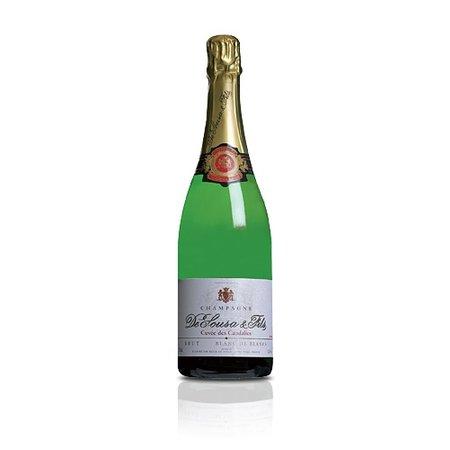 De Sousa & Fils  De Sousa Champagne Grand Cru Cuv̩e des Caudalies Extra Brut