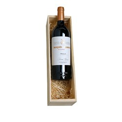Marqués de Murrieta Rioja Finca Ygay Reserva 1 fles in houten kist