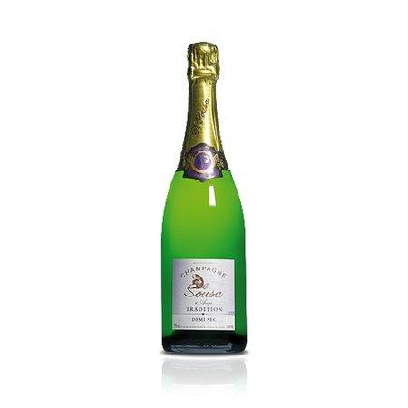 De Sousa & Fils  De Sousa Champagne Tradition Demi Sec