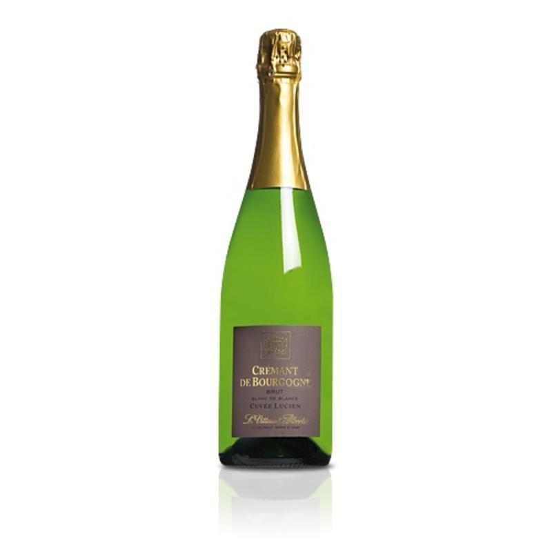 Vitteaut-Alberti Cr̩mant de Bourgogne Cuv̩e Lucien Brut