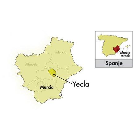 2013 Casa del Canto Yecla Reserva