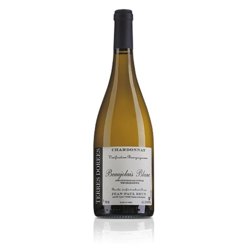 2016 Jean-Paul Brun Terres Dorées Beaujolais Blanc Vinification Bourguignonne