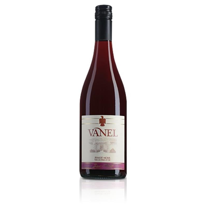 2012 Vanel Pays d'Oc Pinot Noir