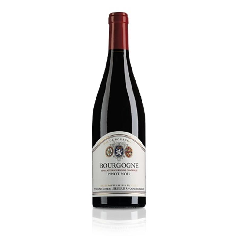 2016 Domaine Robert Sirugue Burgundy Pinot Noir