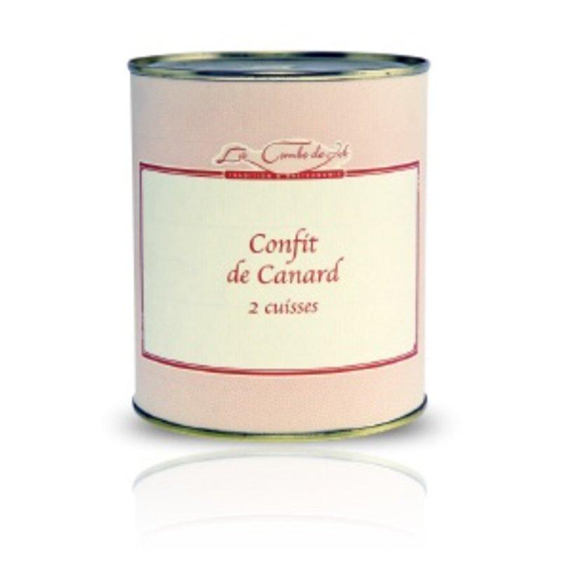 Confit de Canard 2 cuisses 800 gram