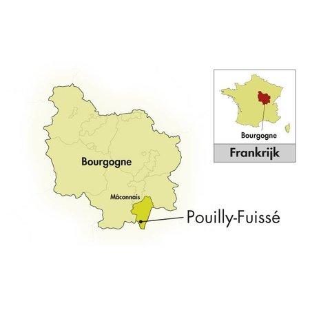 2015 Domaine Saumaize Pouilly-Fuissé La Roche