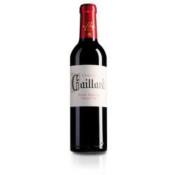 2013 Château Gaillard Saint Emilion Grand Cru halve fles
