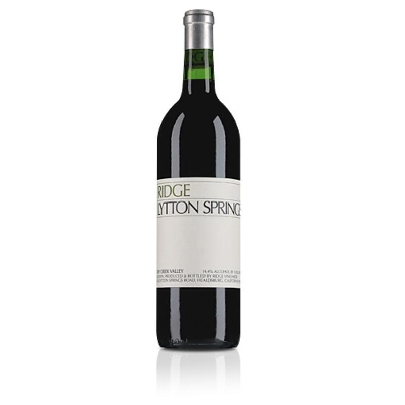 2012 Ridge Dry Creek Valley Lytton Springs Zinfandel