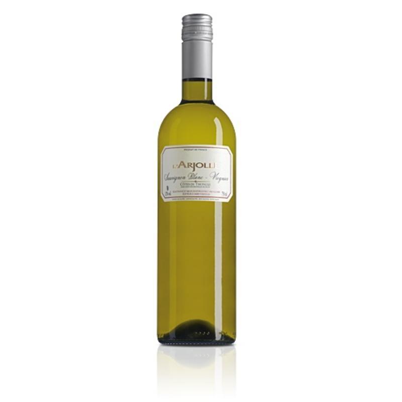 2017 L'Arjolle Côtes de Thongue white