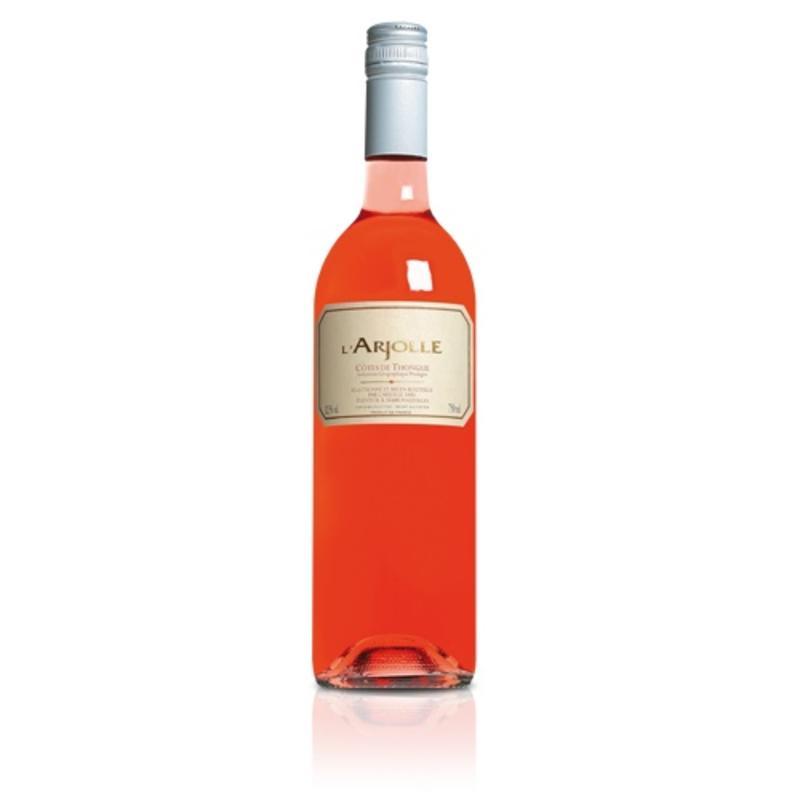 2015 L'Arjolle Côtes de Thongue rosé