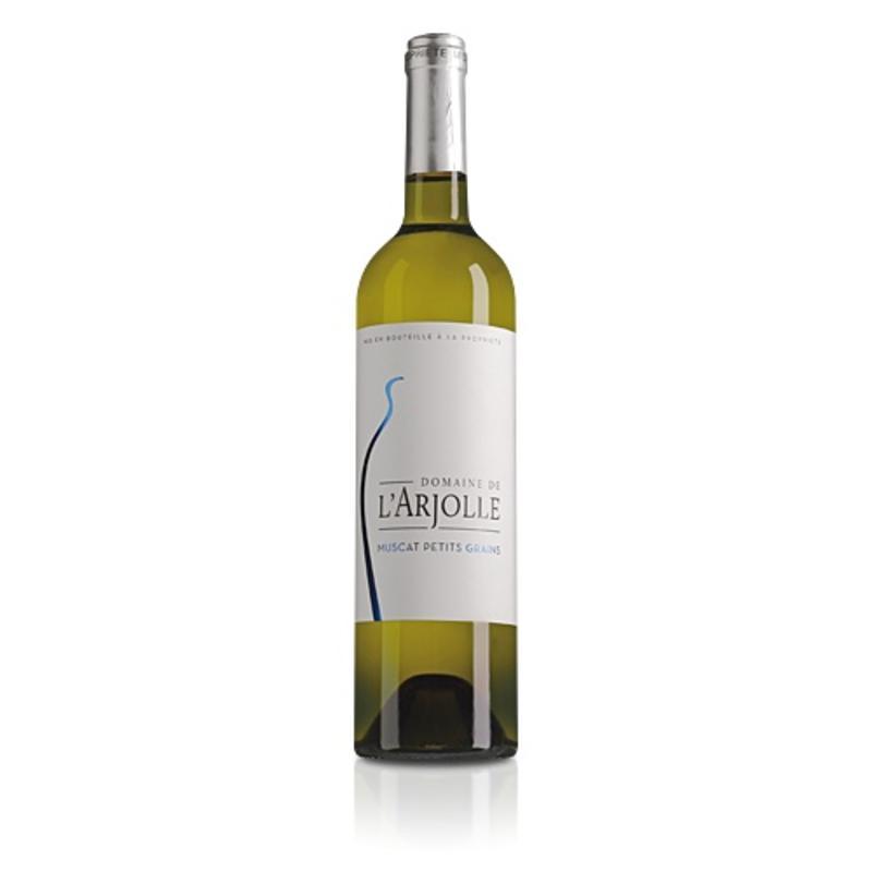 2017 Domaine de l'Arjolle Côtes de Thongue Equilibre Muscat à Petits Grains
