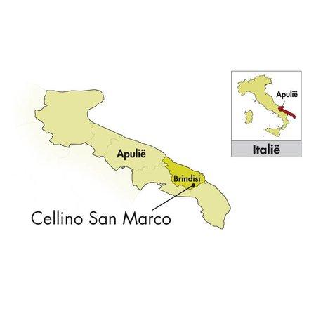 Cantine Due Palme 2017 Cantine Due Palme Chardonnay del Salento Santa Caterina
