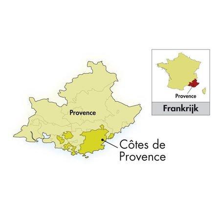 2017 Olivier Sumeire Côtes de Provence Cabaret rosé
