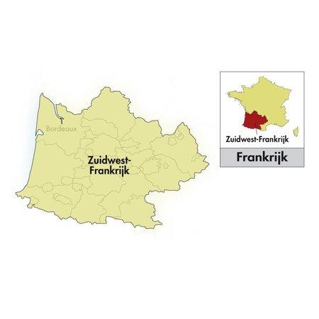 2017 Domaine de la Jaubertière Périgord Chardonnay