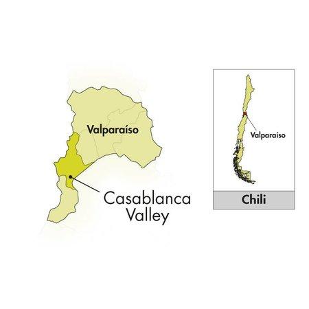 2016 Viña Peñablanca Azucena Coastal Chardonnay
