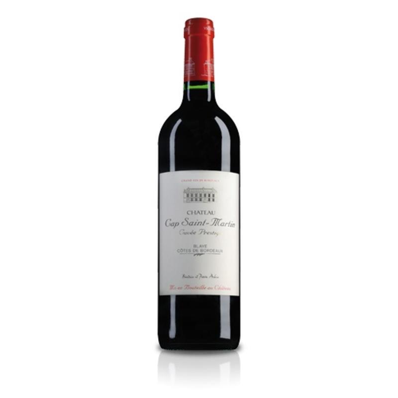 2014 Château Cap Saint Martin Blaye Côtes de Bordeaux Cuvée Prestige