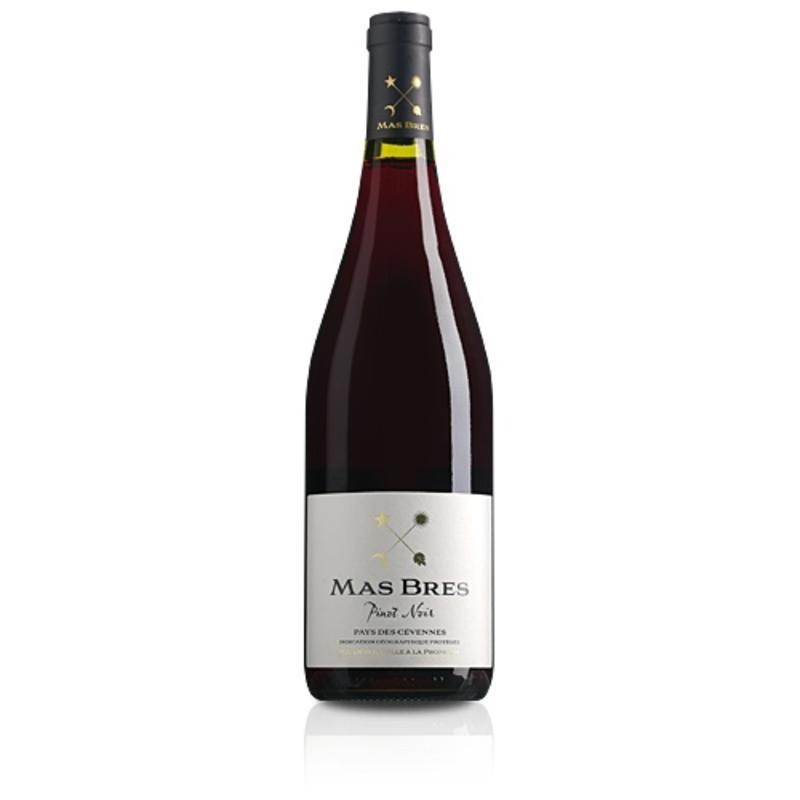 2016 Mas Bres Pays des Cévennes Pinot Noir