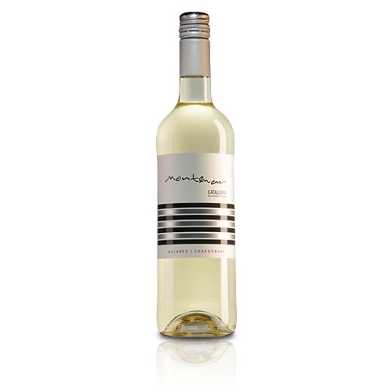 2017 Montemar Catalunya Macabeo Chardonnay